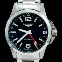 Longines Conquest L3.687.4.56.6 2015 pre-owned