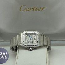 Cartier Santos Galbée 2423 gebraucht