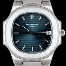 Patek Philippe 3900/1 Stahl 1984 Nautilus 33mm gebraucht