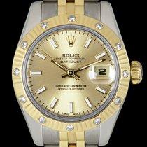 Rolex Lady-Datejust Gold/Steel 26mm Champagne United Kingdom, London