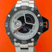 Zenith Defy 96.0515.685 pre-owned