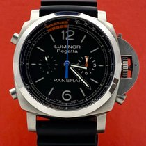 Panerai Luminor 1950 Regatta 3 Days Chrono Flyback PAM 00526 2015 gebraucht