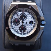 Audemars Piguet Royal Oak Offshore Chronograph Сталь 44mm Cеребро Без цифр Россия, Moscow