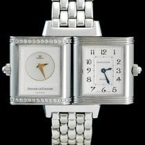 Jaeger-LeCoultre Reverso Duetto 266.8.44 2009 pre-owned