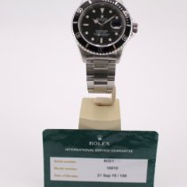 Rolex 16610 Steel 1991 Submariner Date 40mm pre-owned United Kingdom, London