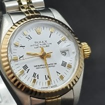 Rolex Lady-Datejust Acero y oro 26mm Blanco Sin cifras España, Madrid