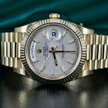 Rolex 228238 Oro amarillo 2019 Day-Date 40 40mm usados