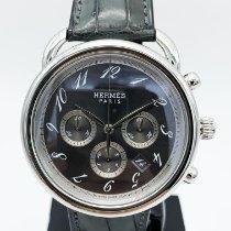 Hermès Acier 43mm Remontage automatique AR4.910 occasion France, Paris