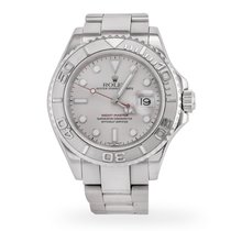 Rolex Yacht-Master 40 Steel 40mm Silver No numerals United States of America, Texas, Dallas