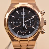 Vacheron Constantin Overseas Chronograph Rose gold 42mm Black No numerals United States of America, Texas, Houston