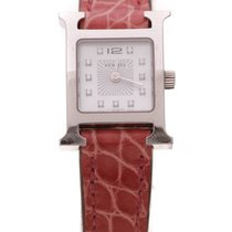 Hermès Heure H Steel 17mm Mother of pearl No numerals United States of America, Florida, Tampa