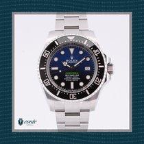 Rolex Sea-Dweller Deepsea 126660 2018 gebraucht