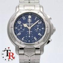 TAG Heuer 6000 Steel 39mm Blue