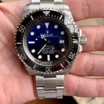Rolex Sea-Dweller Deepsea 116660 2019 usados