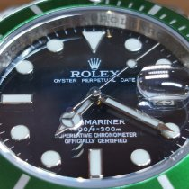 Rolex Submariner Date Acero 40mm Negro Sin cifras España, Madrid