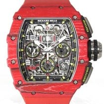 Richard Mille RM 11-03 Carbon 2017 RM 011 49.94mm pre-owned United States of America, New York, New York