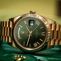 Rolex Day-Date 40 228235 2017 occasion
