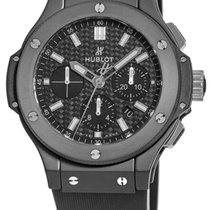 Hublot Big Bang 44 mm Ceramica 44mm Negru Fara cifre