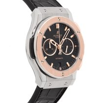 Hublot Classic Fusion Chronograph new 2019 Automatic Chronograph Watch with original box and original papers 541.NO.1180.LR