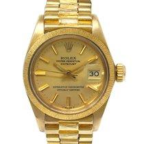 Rolex Lady-Datejust Oro amarillo 26mm Oro Sin cifras España, Barcelona