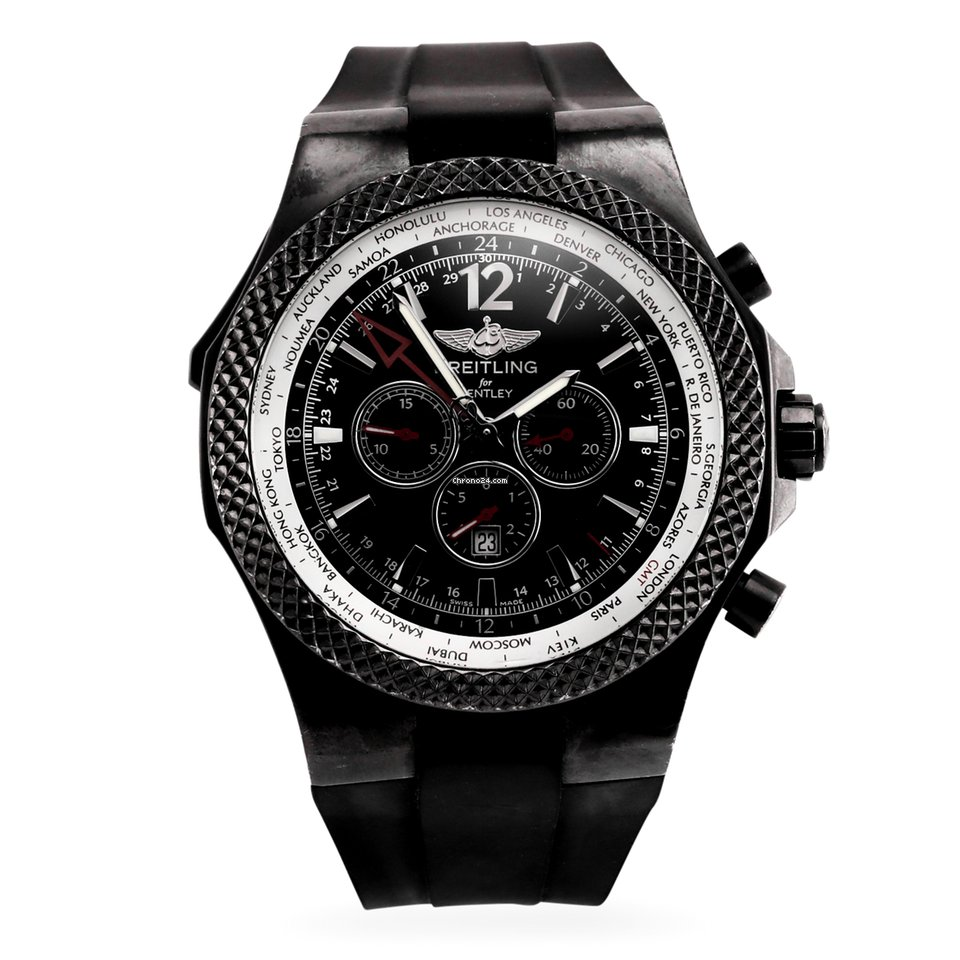 Breitling Bentley GMT M47362 2010 pre-owned