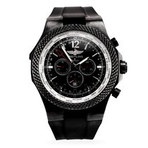 Breitling Bentley GMT Steel 49mm Black United States of America, Texas, Dallas