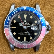 Rolex GMT-Master Steel 40mm Black No numerals United States of America, New York, Great Neck