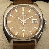 Tissot Stahl 36.6mm Automatik Vintage Automatic Tissot Seastar in Edelstahl,Cal.2481,1974 gebraucht Österreich, Wien