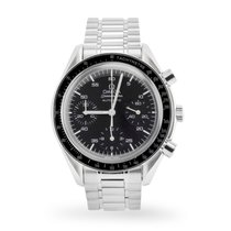 Omega Speedmaster Reduced Steel 39mm Black No numerals United States of America, Texas, Dallas