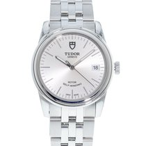 Tudor Glamour Date Steel 36mm Silver United States of America, Georgia, Atlanta
