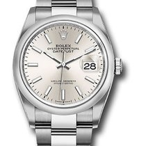 Rolex 126200 Steel Datejust 36mm new United States of America, New York, NY