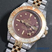 Rolex GMT-Master 1675 Good Gold/Steel 40mm Automatic
