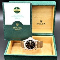 Rolex GMT-Master 16753 1988 pre-owned