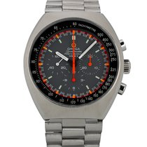 Omega Speedmaster Mark II Steel 42mm Grey No numerals