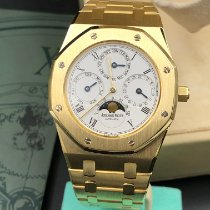 Audemars Piguet Royal Oak Perpetual Calendar 25654BA Very good Yellow gold Automatic