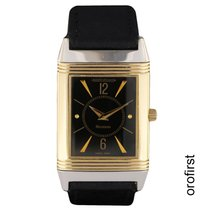 Jaeger-LeCoultre 250.486 Gold/Steel Reverso Classique 23mm pre-owned