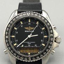Breitling Pluton 80191 1990 подержанные