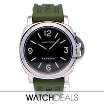 Panerai Luminor Base PAM 00002 2001 usados