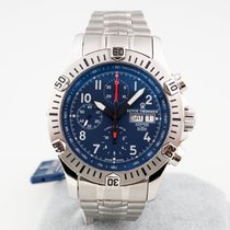 Revue Thommen Airspeed - X Large new 2020 Automatic Chronograph Watch with original box and original papers 16071.6126