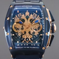 Cvstos Steel 53,70mm Automatic Challenge pre-owned