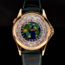 Patek Philippe World Time Or rose 39,5mm France, Paris