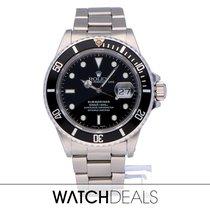 Rolex Submariner Date 168000 1988 occasion