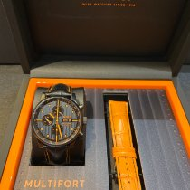 Mido Multifort Chronograph M005.614.36.051.22 New Steel 44mm Automatic