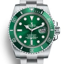 Rolex Submariner Date 116610LV 2020 новые