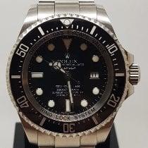 Rolex Sea-Dweller Deepsea Acier 44mm Noir Sans chiffres France, LYON - Tassin La Demi Lune