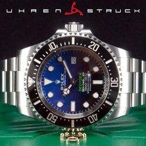 Rolex Sea-Dweller Deepsea Stahl 44mm Blau Keine Ziffern Deutschland, Essen