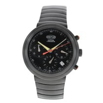 Ikepod Steel 39mm Automatic 9999 new United States of America, New York, New York