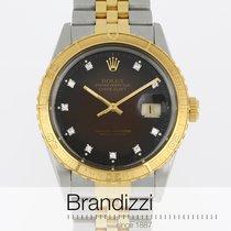 Rolex Datejust Turn-O-Graph 16253 1986 gebraucht