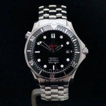 Omega Seamaster Diver 300 M Acier 41mm Noir Sans chiffres France, Strasbourg