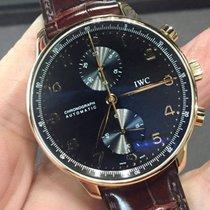 IWC Portuguese Chronograph iw371415 używany